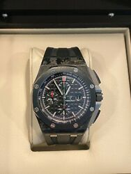 AUDEMARS PIGUET Royal Oak Offshore Carbon Black Ceramic 26400AU.OO.A002CA.01 BP