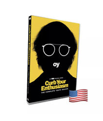 Curb Your Enthusiasm SEASON 10 COMPLETE DVD Same Day Shipping $25.89