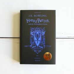 Harry Potter and the Philosopher's Stone - Ravenclaw Edition {Like New!}