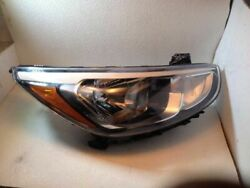 R HEADLIGHT W PROJECTOR LED CANADA MARKET FITS 15 17 ACCENT 15775