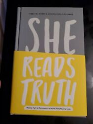 She Reads Truth Book Raechel Myers & Amanda Bible Williams