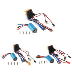 Wltoys Upgrade Motor ESC RC Racing Car Set Parts Accessories Replacement $38.99