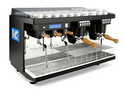 Elektra KUP 2 Group Commercial Espresso Coffee Machine $6,450.00