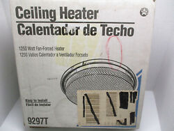 NEW NuTone 9297T Electric Radiant Ceiling Heater  NEW OLD STOCK  -USA- $19.95