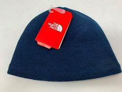 Men's The North Face Jim Beanie Navy One Size NWT $20.00
