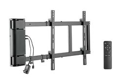 ynVISION Motorized Swing Wall Mount Bracket for 32quot; 60quot; TV with Remote Control $249.00