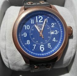Picard and Cie BronzeBlue Watch $125.00
