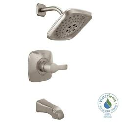 Delta T14452-SS Tesla Monitor 14 Series Tub & Shower Trim w H2Okinetic Stainless $336.90