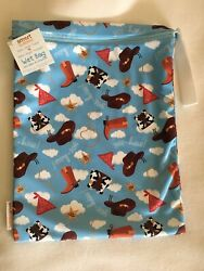 Brand New Smart Bottoms Reach For The Sky On The Go Wet Bag Toy Story $32.00