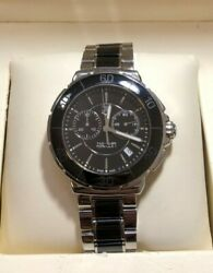 Tag Heuer Formula 1 CAH1210.BA0862 Stainless Steel Black Ceramic Chronograph