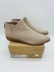 Gentle Souls by Kenneth Cole Womens Neptune Chelsea Booties Mushroom US 10M $99.00