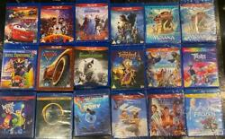 Disney 3D Movies: Authentic 3D Disc only w case no BluRay DVD Digital See Photos $14.99