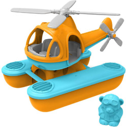 Bath Toy Helicopter Boat Kid Child Toddler Water Play Float Plane Outdoor Indoor $34.94