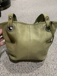 Fossil Green Purse USED $4.99