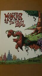 Monster on the Hill by Rob Harrell (2013 Trade Paperback)