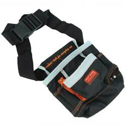 Multifunctional Tool Bag Electrician Waist Pack 8 Pocket Belt Pouch Holder $8.00