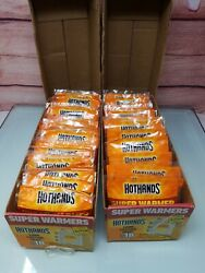 HotHands Body & Hand Super Warmers Up to 18 Hours of Heat - 71 Individual Warmer $52.99