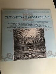 100 YEARS OF GREAT ARTISTS AT THE MET 2 LP SET Gatti-Casazza Years II $8.88
