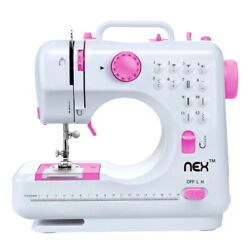 Mini Sewing MachineFHSM-505 Free-Arm Sewing Machine with 12 Built-In Stitches $51.84