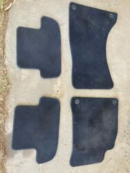 2011 Audi A5 COUPE 2.0L CARPET MAT FLOOR SET OEM 99K $45.00