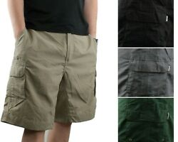 Magellan Fishing Cargo Shorts Men#x27;s Relaxed Fit Water Repellent Fish Gear Short $16.99