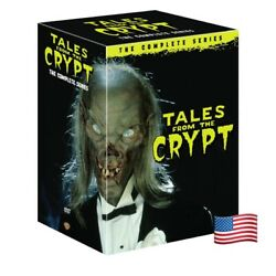 Tales from the Crypt: The Complete Series Seasons 1 7 DVD 2017 FREE SHIPPING $39.69