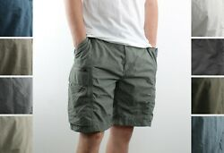 Coleman Cargo Shorts Mens Relaxed Fit Solid Lightweight Hiking Short $18.99