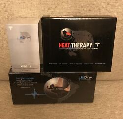 HiDow XPDS 18 pain reliever and muscle stimulator Back Heat Therapy+Foot message $239.00