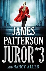 Juror #3 by James Patterson (2018 Hardcover) $6.25