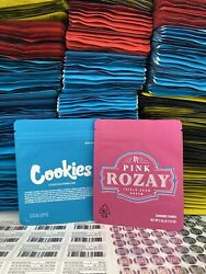 CHEAPEST 10 Pack Official Empty bags 3.5g Runtz SF FREE SHIPPING GAS Exotic $9.99