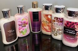 BATH & BODY WORKS BODY LOTION 8 OZ  FULL SIZE YOU CHOOSE SCENT! VICTORIA SECRET  $12.99