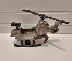 Special Force Helicopter For 5quot; Action Figure $10.00