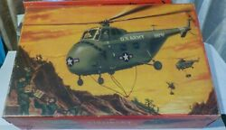 VINTAGE VERY RARE 1952 HELICOPTERS FOR INDUSTRY: SIKORSKY USCG H 19 1 49 $219.52