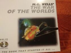The War of the Worlds by H. G. Wells 2005 CD $9.00