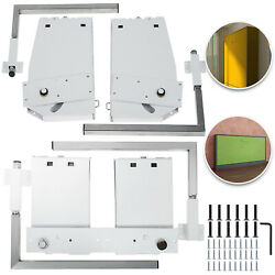 DIY Murphy Wall Bed Hardware Kit Springs Mechanism Wall bed Mounting King Bed $64.99