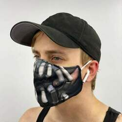 Bane Face Cover Preventative Quality Face Mask Mouth Cover - (4 sizes) USA $14.00