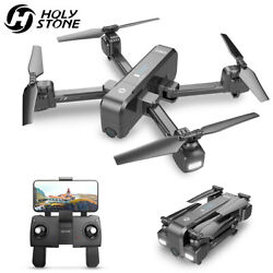 Holy Stone HS270 Foldable GPS Drone with 2.7K WIFI HD FPV Camera RC Quadcopter  $159.99