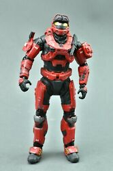 Halo Reach Spartan Grenadier Red McFarlane Action Figure $31.49