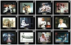 12 STAR WARS 8quot;x10quot; ANH Character Photos 11quot; x 14quot; Black Matted CHOOSE ANY 1 $6.75