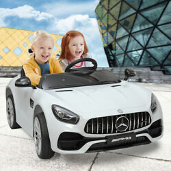 Mercedes Benz Kids Ride On Car Children Gift Toys Electric w Remote Control MP3 $139.99