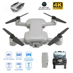 Holy Stone HS510 GPS Drone with 4K UHD Wifi Camera Anti-shake FPV Quadcopter US $149.99