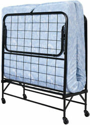 DHP Folding Metal Guest Bed with 5 inch Mattress - 5520096 $160.00