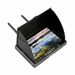 Eachine LCD5802D FPV Monitor - FREE TBS Triumph Antennas, Tripod and Dust cover $35.00