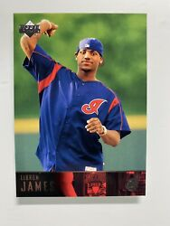 LEBRON JAMES 2003 UPPER DECK SHORT PRINT ROOKIE RC #SP7 FIRST PITCH RARE $32.00