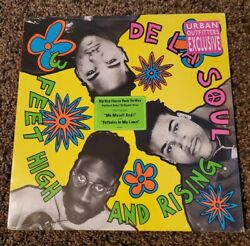 De La Soul - 3 Feet High And Rising Urban Outfitters Colored Vinyl UO Exclusive $128.95