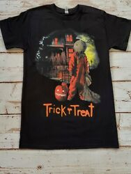 NEW TRICK R#x27; TREAT SAM TSHIRT $16.95