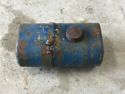 Old Fuel Tank Vintage Chainsaw Small Motors $50.00