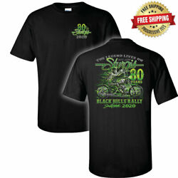 Sturgis 2020 Motorcycle Rally T-Shirt Black Hills South Dakota S-5XL $19.99