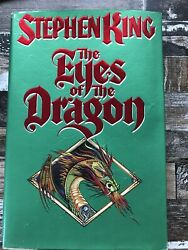 The Eyes of the Dragon by Stephen King 1st Edition Hardcover (1987 Viking) $15.00