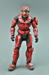 Halo Reach Spartan CQC Red McFarlane Action Figure $34.99
